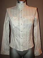 Рубашка женская белая  Р21