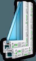 Окна STECO S300
