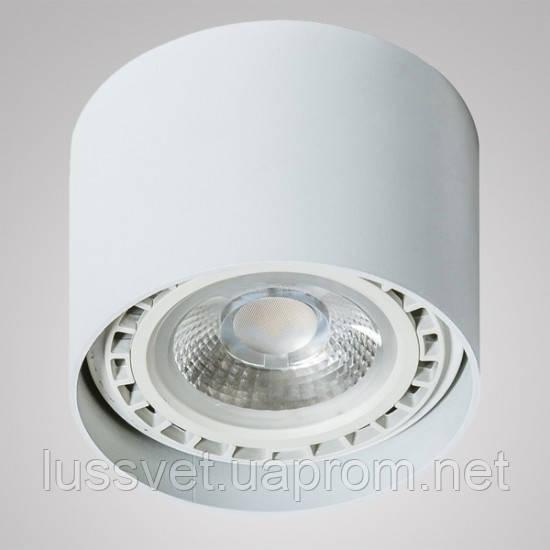 Накладний світильник Azzardo GM4210 16W WH ALU ALIX