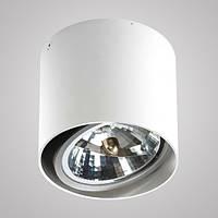 Накладной светильник Azzardo GM4110 WH ALIX