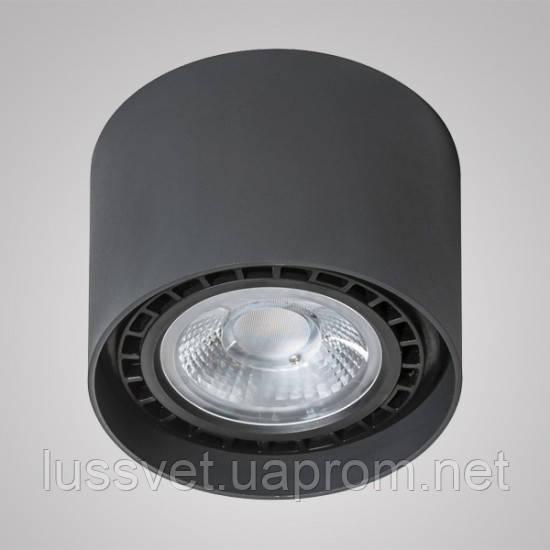 Накладной светильник Azzardo GM4210 15W DIM BK ALU ALIX