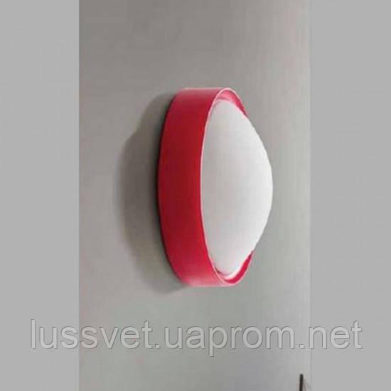 Настенно-потолочный светильник Azzardo LW8021-l-RD LEO
