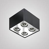 Накладной светильник Azzardo fh31434s black chrome Nino