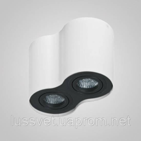 Накладной светильник Azzardo gm4200_wh_bk Bross