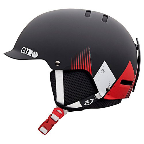Горнолыжный шлем Giro Vault, чёрный Pusher (GT)