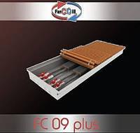 Конвекторы FanCOil с естественной конвекцией FC 09 plus, (2500мм)