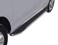 Боковые пороги (площадка) Toyota Highlander 2010