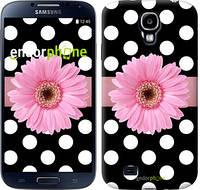 """Чехол на Samsung Galaxy S4 i9500 Горошек 2 """"2147c-13"""""""