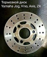 Тормозной диск передний Yamaha Jog ,Axis, Vino