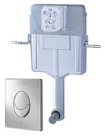 Смывной бачок Grohe GD2, встраиваемый + кнопка Skate Air (38895000)