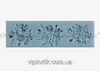 Силіконовий молд - Квіткове асорті №4 - 4 см