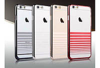 Devia Half for iPhone 6, red