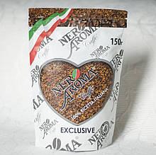 Кави Aroma Nero Exclusive 150 грам Сублімована розчинна