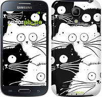 "Чехол на Samsung Galaxy S4 mini Duos GT i9192 Коты v2 ""3565c-63"""