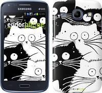 "Чехол на Samsung Galaxy Core i8262 Коты v2 ""3565c-88"""