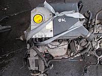Двигатель 1.5DCI rn K9K 702 60 кВт Renault Kangoo 1997-2007