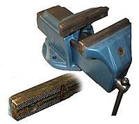 Слесарные тиски 1250-150 Bison-Bial