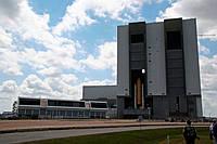 Ворота в здании NASA
