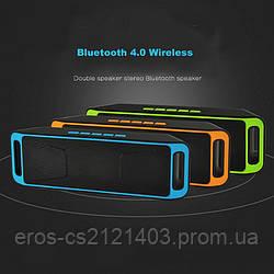 Портативная колонка Music Box SC-208 Bluetooth