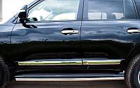 Боковые пороги Toyota Land Cruiser 200