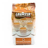 Кофе в зернах Lavazza Espresso Crema e Aroma 1кг Коричневая. Лавацца Оригинал, Италия!