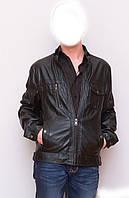 Куртка мужская из экокожи JUMP