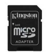 Карта памяти KINGSTON microSDXC 64 Gb UHS-I + adapter U3 (R90, W80MB/s) // 6230253