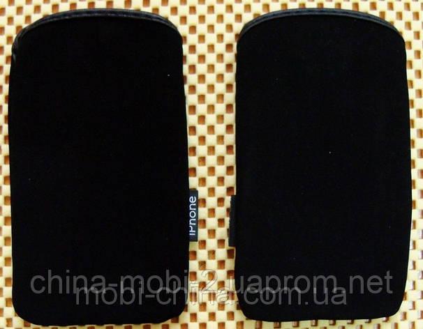 Чехол-футляр черный iPhone, фото 2