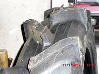 Шина 8.3-22 8PR R-1S TT (высокий шип-40 мм)
