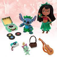 Набор кукла Disney Animators Collection Lilo&Stitch Mini, Лило и Стич.