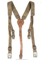 Плечевые лямки для рюкзака М 60, армии Чехословакии, оригинал. Склад