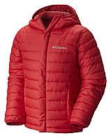 Лёгкая дутая демисезонная куртка Columbia. Размер XS. Оригинал