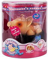 Интерактивный поросенок «Милашки в чайной чашке Пиггис», Toy Teck, уже в продаже!