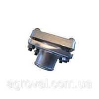 Фланец радиатора верхний Т-150 в сборе 85У.13.340/342