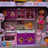 Детская кухня для кукол Даша