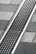 Решетка ячеистая 50см., D400, нержавеющая сталь, для каналов V 100 крепления DRAINLOCK, фото 1