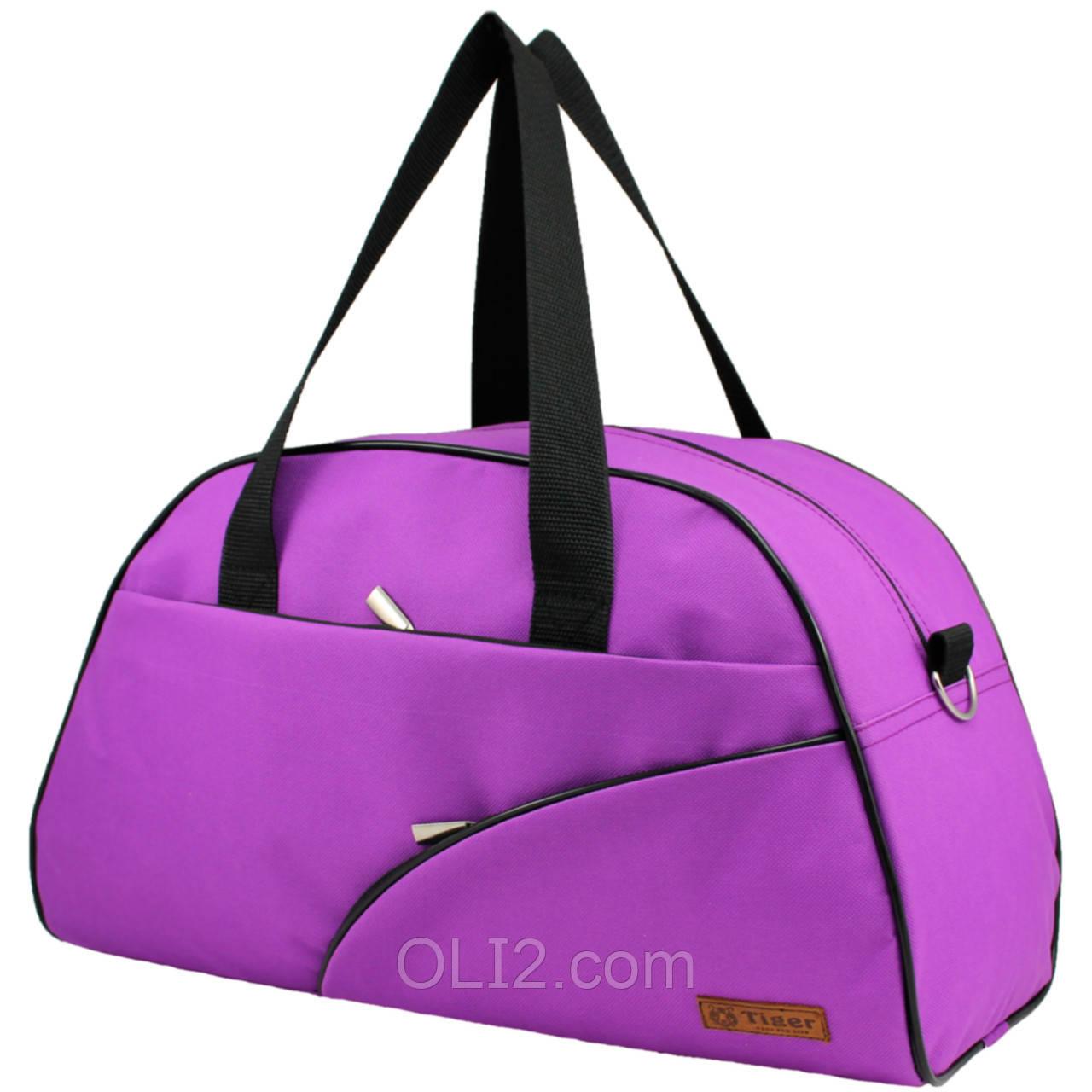 Сумки фитнес Tiger спортивная сумка