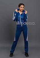 Костюм спортивный в синем цвете, фото 1