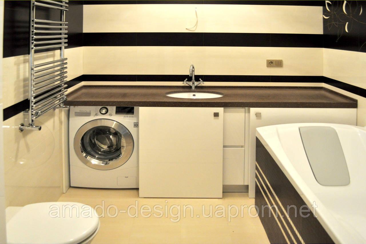 """Мебель в ванную - Мебельное ателье """"Амадо"""" в Одессе"""
