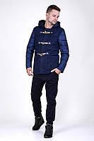 Мужская куртка на петлях