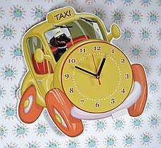 Часы настенные Такси