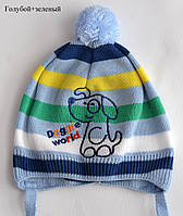Легкая детская шапочк на 9 месяцев, фото 1