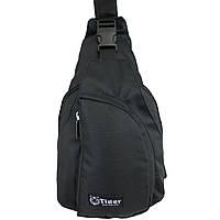 Сумка через плече Tiger Joker черный рюкзак