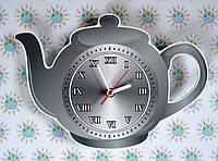 Часы на кухню Заварник