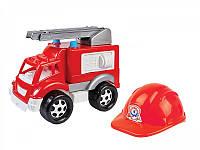 Игрушечная машинка Малыш-Пожарник Технок (3978)