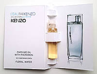 "Парфюмерное масло Kenzo ""L`eau par Kenzo pour femme"" 5 мл, духи с феромонами для женщин"