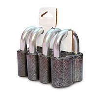 Замок навесной ЧАЗ ВС2-М1 (4 замка+9 ключей)
