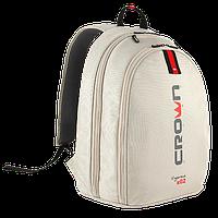 Рюкзак для ноутбука 15,6 Crown BPV-215W серия Vigorous белый