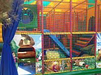 Детская игровая Площадка  7х4х3