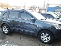 Дефлекторы окон (ветровики) Chevrolet Captiva 2006-2011, 2011
